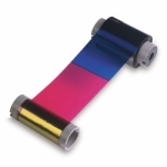 Datacard YMCKT color ribbon kit para SP55 - 500 imagenes