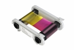 Evolis Ribbon Color 5 paneles YMCKO (100 tarjetas/rollo)